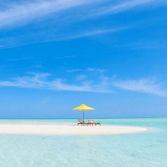 How to Save the Most on Cheap Beach Vacations. Envision waking up one morning to a gorgeous daybreak on the horizon, its rays bouncing off the crystal clear water of the ocean, seawater permeating the a Visit Maldives, Maldives Travel, Places To Travel, Places To See, Maldives Destinations, Paradise Places, Exotic Beaches, Ultimate Travel, Mellow Yellow