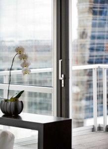 Hajom Architect / classic Series Skjutdörrar Sliding Doors