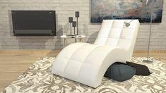 Z tohto by bolo krasne oddychové miestečko :) Miami, Armchair, Design Inspiration, Luxury, Furniture, Home Decor, Sofa Chair, Single Sofa, Decoration Home