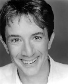 Martin Short, he's hilarious and looks like a little elf. Doesn't get much better, from the comedy perspective.