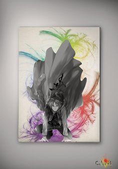 Fullmetal Alchemist Edward Elric Watercolor  Art Print 8x10 11x16 Wall Art Poster Giclee Wall Anime Art Home Decor Wall Hanging Modern Geek on Etsy, 62,50zł