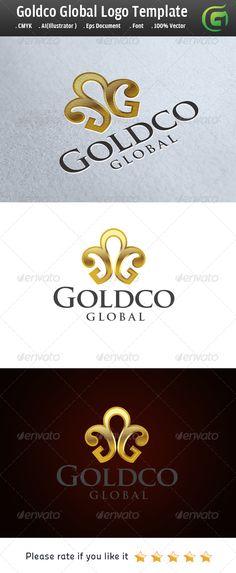 Glodco Global Logo logo for sale just 29$