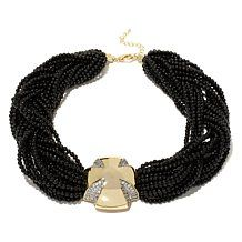 "Roberto Faraone Mennella ""Cleopatra"" Braided Necklace"
