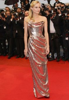 Cannes....red carpert and parties....
