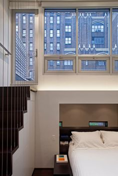 Manhattan Micro Loft by Specht Harpman Architects in architecture  Category