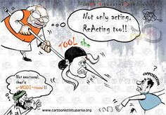 Blazing Tool-She !! :http://cartoonistnituparna.org/post/blazing-tool-she/