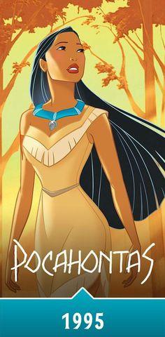Princess Pocahontas, Disney Princess Art, Disney Pocahontas, Disney Art, Disney Princesses, Disney Films, Disney Pixar, Disney Characters, Baby Disney