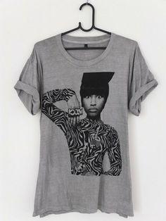 Nicki R&B Hip Hop Fashion Punk Rock TShirt M by sixwas9ine on Etsy, $16.99
