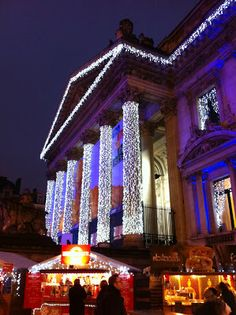 Discovering Christmas in Brussels