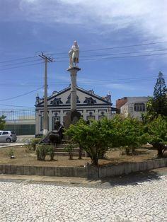 Salvador - Rio vermelho - Praça Cristoforo Colombo.