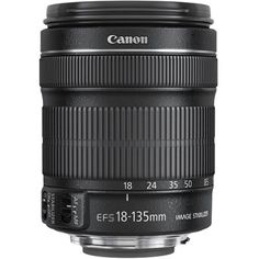 Canon EF-S 18-135mm f3.5-5.6 IS STM Lens £339