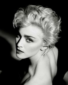 True Blue photo shoot: Madonna photographed by Herb Ritts in 1986