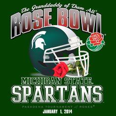 msu rose bowl - Google Search