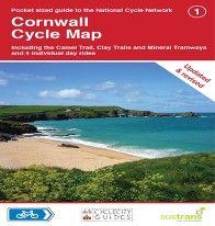 Cornwall Cycle Map