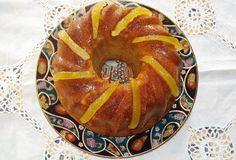 Κέικ περγαμόντο. Ένα σιροπιαστό κέικ με άρωμα περγαμόντο!