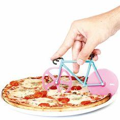 Fixie pizza cutters - Watermelon