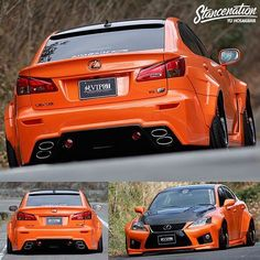 AIMGAIN bodykit for the (IsF) Upgrade your ride with the latest in design! Lexus Sport, Lexus Cars, Bmw Cars, Lexus Isf, Lexus Models, Toyota Supra Mk4, Pretty Cars, Import Cars, Sports Sedan