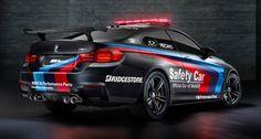 BMW M4 Safety Car de MotoGP