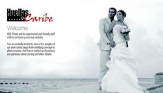 Capture the perfect essence of your wedding with our Punta Cana wedding photographer!