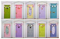 Pide tus puertas personalizadas. Hay un montón de combinaciones! Cool Kitchen Gadgets, Cool Kitchens, Kids Study Desk, Doll Houses, Tiny Houses, Fairy, Dolls, Cool Stuff, Holiday Decor