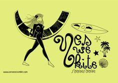 Girls DO kite :)