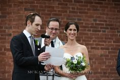 Check out the wedding photos from McKay's Photography!