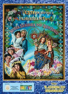 Festa da Padroeira de Paraty vai até 2ª feira (8). #NossaSenhoraDosRemédios #FestaReligiosa #evento #cultura #turismo #música #Paraty #PousadaDoCareca