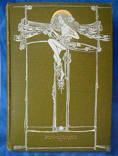 Cover for Don Quixote, 1901
