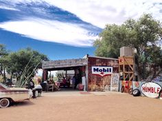 Hackberry General Store exit 53 on Historic Route 66 Arizona (Photo by Cheryl Signorelli) 2015