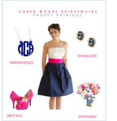 Preppy Look featuring Coren Moore