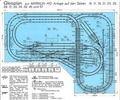 piko a gleis plan Ho Scale Train Layout, Ho Train Layouts, Locomotive, Lionel Trains Layout, N Scale Model Trains, Scale Models, Model Railway Track Plans, Lego Trains, Model Homes