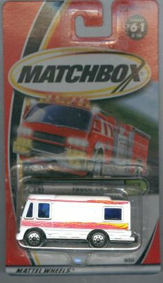 Matchbox 2000-61 Great Outdoors Truck Camper 1:64 Scale by Mattel. $18.89. Matchbox MTruck Camper #61 White with Red stripes. Great Outdoors Series 2000