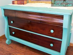 How to Make Waxing Furniture Easier with a Giveaway - Restoration Redoux http://www.restorationredoux.com/?p=8588