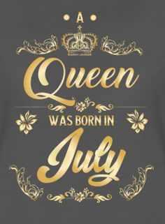 You were born in July or you want to gift your girlfriend. Then you buy this shirt with crown. Happy 27th Birthday, Happy Birthday Black, Happy Birthday Celebration, Happy Birthday Beautiful, Happy Birthdays, July Birthday, Happy Birthday Images, Birthday Pictures, 27 Birthday Ideas