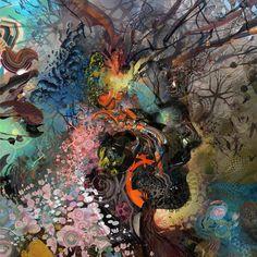 Andrew Jones Android Jones, Believe Tour, Encaustic Art, Papi, Visionary Art, Elements Of Art, Psychedelic Art, Fractal Art, Amazing