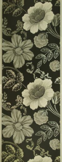 beautiful wallpaper from the designers guild, perfect to frame my units
