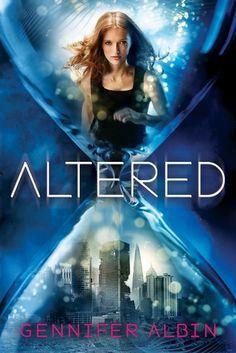 Altered (Crewel World #2) - Gennifer Albin