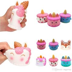 Honey Mini Small Cloud Soft Slow Rising Squeeze Press Slow Rising Phone Strap Bread Cake Kid Healing Toy Bag Accessories Cute Luggage & Bags