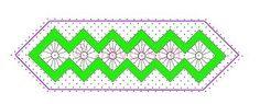 Výsledek obrázku pro modèle de marque page en dentelle aux fuseaux