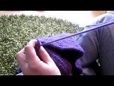 Handicraft by Agis: Needlebinding: stitch A