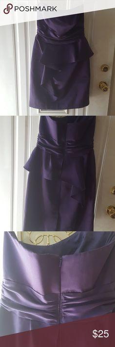 DAVID S BRIDAL DRESS NEW NO TAG SIZE 4 DAVID S BRIDAL DRESS DAVID S BRIDAL Dresses Midi