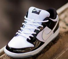 "Nike SB Dunk Low ""Concord"" #sneakers #kicks"