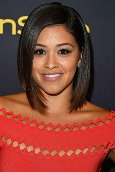 Gina Rodriguez - HarpersBAZAAR.com