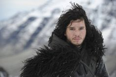 The Hot Guys of Game of Thrones: In and Out of Character: Kit Harington