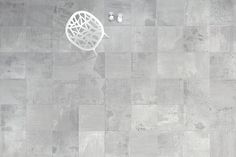 METALBAK Alluminio 75*75 Natural/Rectified Floor usage