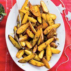 Recept - Kruidige citroenaardappelen uit de oven - Allerhande Recipe Baked Lemon Potato's