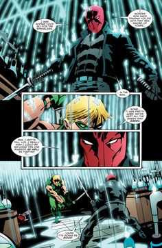 Green Arrow (2001) Issue #71 - Read Green Arrow (2001) Issue #71 comic online in high quality