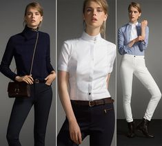 Massimo Dutti Equestrian Fall/Winter 2014-2015 Lookbook