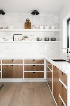 BECKI OWENS 2018 Trend Update - Two Toned Kitchens