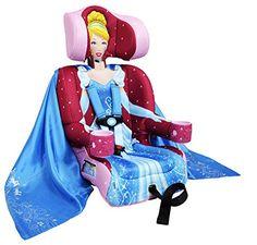 LuLus birthday gift #2///Kids Embrace Harness Booster Seat - Cinderella